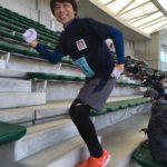 人生・初マラソン!!